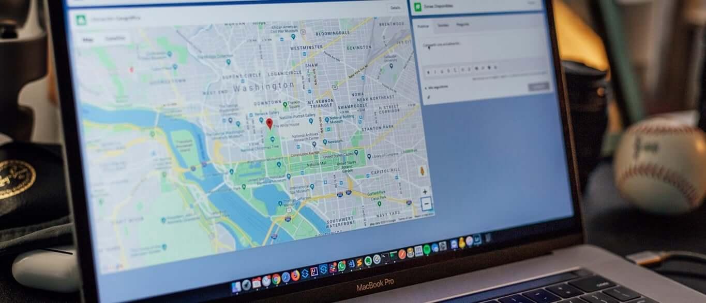 localização de veículos usando rastreador de carros